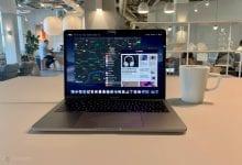 صورة مراجعة Apple MacBook Pro 13 بوصة (2019): العمل كالمعتاد
