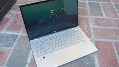 صورة مراجعة Asus Chromebook Flip C436: لقد نمت أجهزة Chromebook