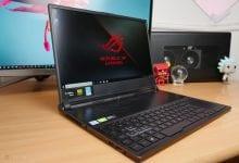 صورة مراجعة Asus ROG Zephyrus S GX531 مع مراجعة Nvidia RTX: آلة ألعاب رفيعة مع تتبع ذكي للأشعة