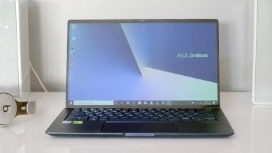 صورة مراجعة Asus ZenBook 14: هل لوحة التتبع بالشاشة الثانية فرحة أم عديمة الفائدة؟