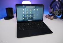 صورة مراجعة Google Pixelbook Go: تجربة رائعة لجهاز Chromebook