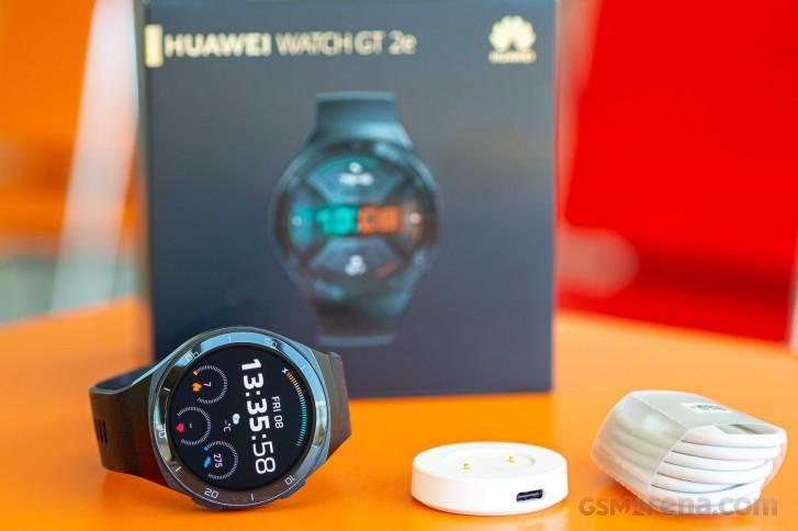 مراجعة Huawei Watch GT 2e