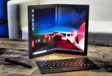 صورة مراجعة Lenovo ThinkPad X1 Fold الأولية: قطعة ثورية من المجموعة؟