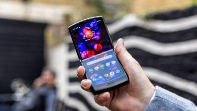 صورة موتورولا تستعد لإطلاق هاتف Motorola Razr جديد في شهر سبتمبر المقبل