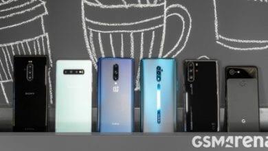 صورة نقطة مقابلة: انخفضت مبيعات الهواتف الذكية في الصين بنسبة 22٪ في الربع الأول ، وتمتد Huawei في الصدارة