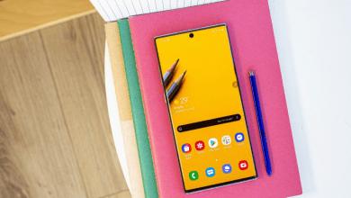 صورة هاتف Galaxy Note20 Plus القادم يأتي بقدرة بطارية 4500 mAh ومستشعر بدقة 108 ميجا بيكسل