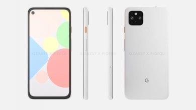 Photo of هكذا يبدو الهاتف Google Pixel 4a XL الملغي من قبل شركة جوجل