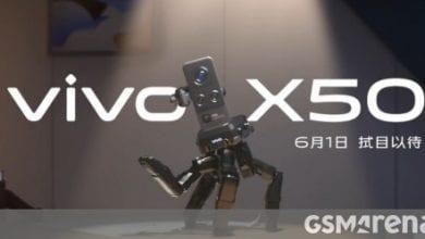 صورة يأتي هاتف Vivo X50 Pro مع تثبيت يشبه الانحراف بفضل تقنية الكاميرا الجديدة