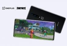 صورة يتعاون OnePlus مع Epic Games لجلب 90FPS Fortnite إلى خط OnePlus 8