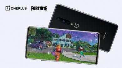 Photo of يتعاون OnePlus مع Epic Games لجلب 90FPS Fortnite إلى خط OnePlus 8