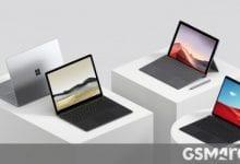 صورة يتوفر الآن Microsoft Surface Pro X و Surface Pro 7 و Surface Laptop 3 في الهند