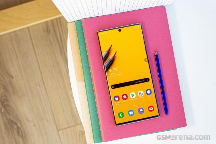 يجب أن يكون Samsung Galaxy Note20 + بطارية 4500 mAh