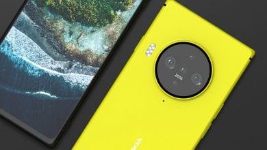 صورة يقال أن Nokia 9.3 PureView سيقوم بتصوير فيديو 8K