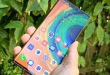 صورة يمكن أن يكون Huawei Mate 40 هو الأول مع كاميرا تحت الشاشة