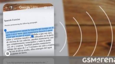 Photo of يمكن لـ Google Lens الآن نطق النص الذي قمت بمسحه ضوئيًا ونسخه إلى جهاز الكمبيوتر الخاص بك