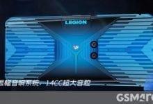 Photo of تسريب هاتف Lenovo Legion للألعاب بتصميم جذري
