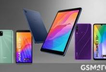صورة تكشف Huawei عن هواتف مستوى الدخول Y6p و Y5p جنبًا إلى جنب مع الكمبيوتر اللوحي MatePad T8