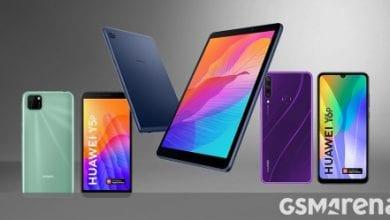 Photo of تكشف Huawei عن هواتف مستوى الدخول Y6p و Y5p جنبًا إلى جنب مع الكمبيوتر اللوحي MatePad T8