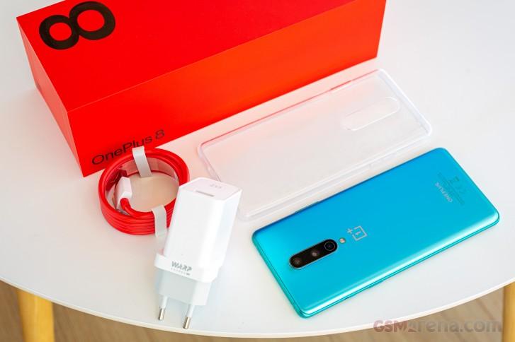مراجعة OnePlus 8