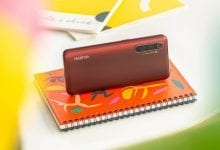 صورة مراجعة Realme X50 Pro 5G