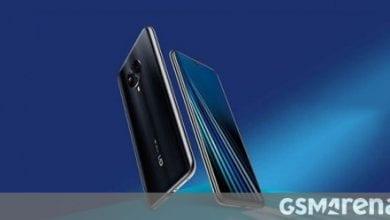 صورة تم تقديم vivo G1 5G في الصين كإصدار مؤسسي من S6 5G