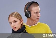 صورة تصل سماعات الرأس Meizu HD60 ANC مع خاصية إلغاء الضوضاء التي تدعمها سوني