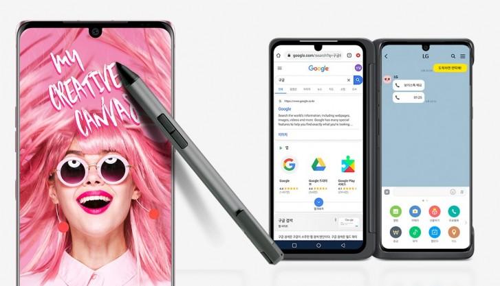 استطلاع أسبوعي: LG Velvet متين وله قلم ، ولكن هل له مستقبل؟