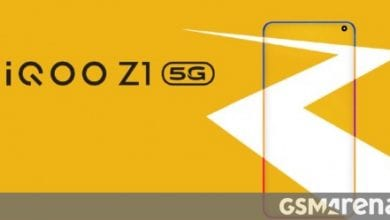 Photo of فيفو iQOO Z1 سيصل في 19 مايو ، تسرب الصور الأولى
