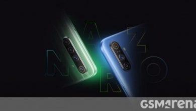 صورة Realme Narzo 10 و Realme Narzo 10A رسميان أخيرًا
