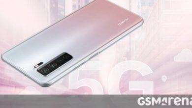صورة Huawei P40 lite 5G هي النسخة الأوروبية من nova 7 SE
