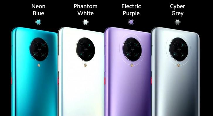 الكشف عن Poco F2 Pro مع مجموعة شرائح S865 وشاشة Super AMOLED مقاس 6.67 بوصات وكاميرا 64 ميجابكسل
