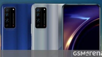 صورة تسرب تفاصيل كاميرا Honor X10 5G ، سيضيف X10 Pro كاميرا المنظار