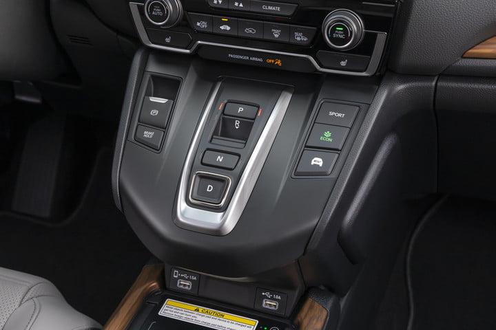 2020 هوندا CR-V الهجين
