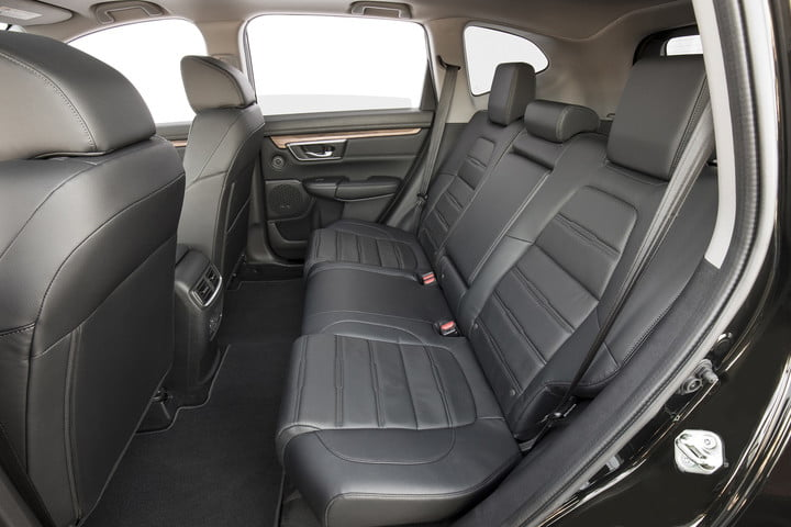 المقاعد الخلفية هوندا CR-V 2020