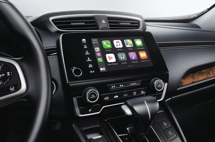 2020 هوندا CR-V شاشة تعمل باللمس