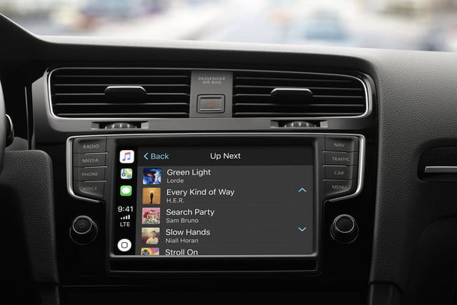 ما هو تفاح carplay الجديد 4