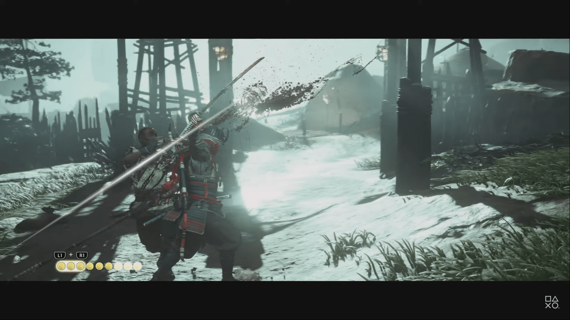 Ghost of Tsushima State of Play PS4