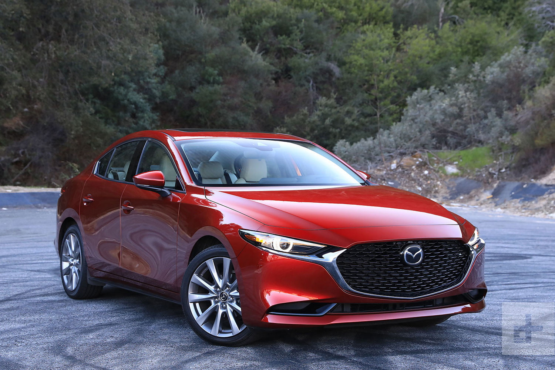 مراجعة Mazda Mazda3 AWD 2019