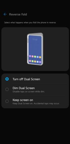 تقدم Sprint إصدار Android 10 لـ LG G8X ThinQ