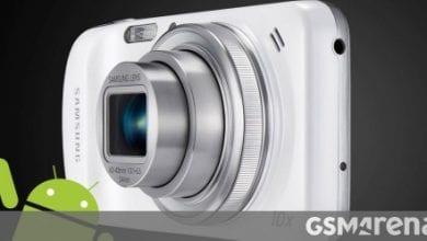 صورة الفلاش باك: Samsung Galaxy S4 zoom ، الهاتف الذي كان في الغالب كاميرا