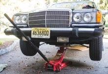 صورة كيفية رفع سيارتك