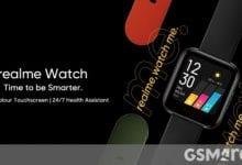 Photo of تم الكشف عن تصميم وميزات Realme Watch: شاشة ملونة تعمل باللمس ، والتحكم في الكاميرا ، ومراقبة معدل ضربات القلب