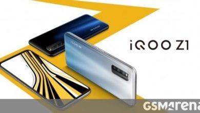 Photo of أعلن iQOO Z1: أبعاد 1000+ SoC وشاشة 144 هرتز وكاميرا ثلاثية بدقة 48 ميجابكسل