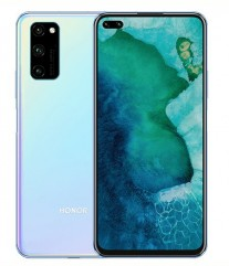 Honor View30 Pro في Iceost Frost