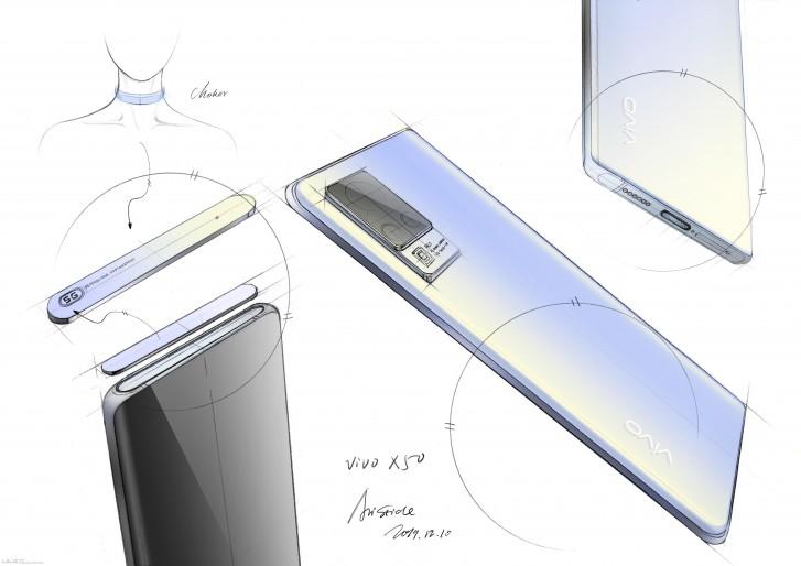 فيديو ترويجي جديد فيفو X50 Pro وسطح متعدد يعرض