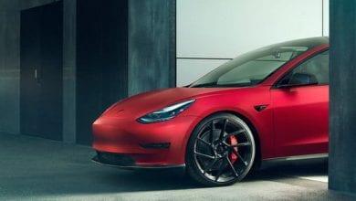 صورة بطارية تسلا مليون ميل يمكن أن تجعل السيارات الكهربائية في المتناول