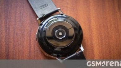 صورة تسريب : ستحتوي ساعة Galaxy Watch القادمة من Samsung على هيكل من التيتانيوم
