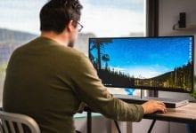 صورة مراجعة HP Envy Curved All-in-One 34: أناقة في الكمبيوتر الشخصي؟