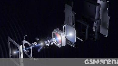 صورة تفاصيل الجسم الحي نظام تثبيت الكاميرا gimbal X50 Pro ، ويظهر النتائج
