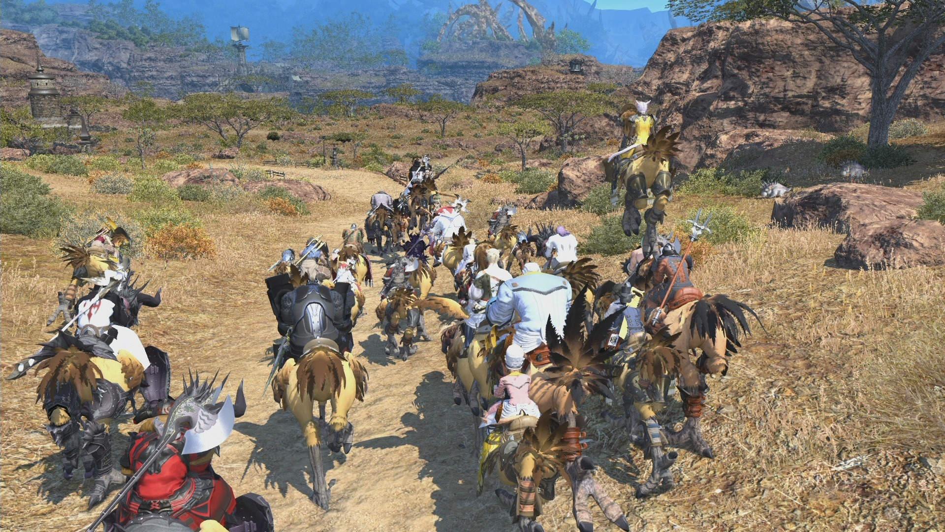 Final Fantasy XIV Online مجاناً